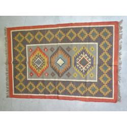 poignée en bronze cobra doré