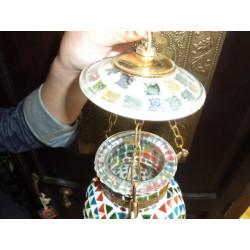 Anneaux éléphant en bronze 14 cm