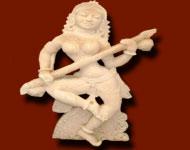 Statues indiennes en bronze, pierre, bois et marbre. Toutes ces créations sont des pièces uniques, elles sont réalisées á la main par les meilleurs artisants de l´Orissa et du Rajasthan. Les statues et statuettes en bronze font l´objet d´un autre répertoire.